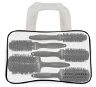 Trousse 5 brosses rondes professionnelle JACQUES SEBAN